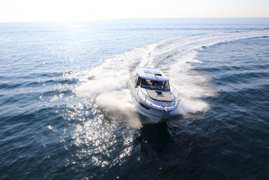 Motorboat rent Jeanneau  Merry Fisher 1095 in ACI Marina Split, Split, Hvar