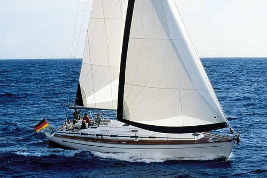 Sailing boat rent Bavaria Yachtbau  49 in Lavrio Port, Athens