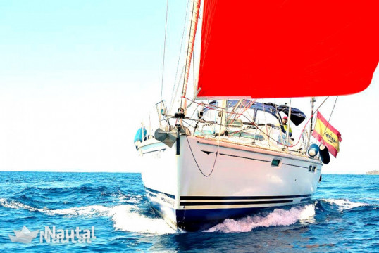Sailing boat rent JENNEAU Sun Odyssey 54 DS in Port de Sant Antoni, Ibiza