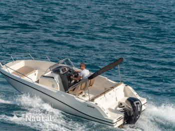 Прокат катеров Quicksilver 675 Open, Marina Trogir, Сплит, Хвар