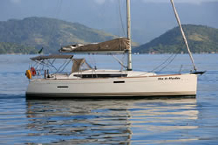 Sailing boat rent Jeanneau  39 Performance in Miami Beach, South Florida