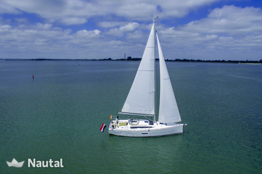 Sailing boat rent Dufour Dufour 360 in Port du Crouesty, Morbihan - Crouesty