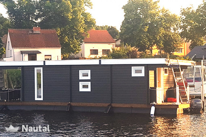 Houseboat rent Custom Hausboot 2 in Werder, Brandenburg - Havel