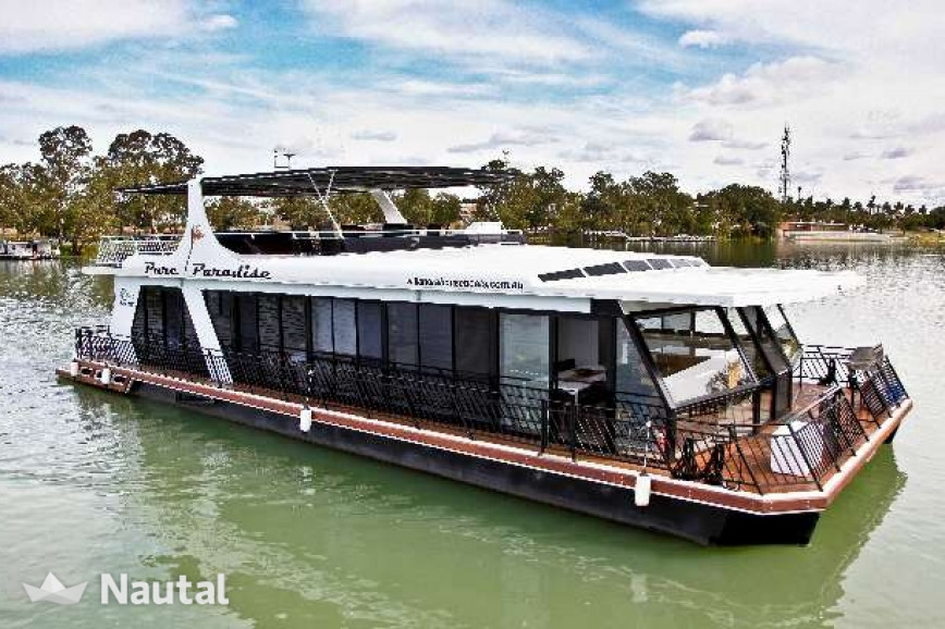 Entspannende Hausboot In Murray River Nautal