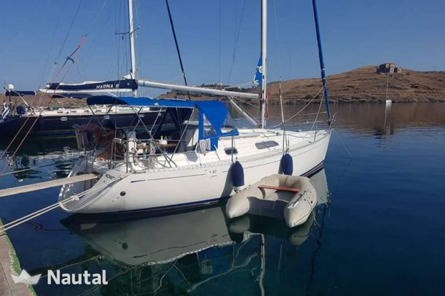 Sailing boat rent Dufour Classic  in Mikrolimano, Athens