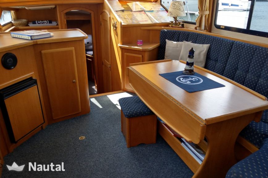 Houseboat rent Gruno Motoryachten 38 Royal Elite in Stadthafen Waren, Müritz