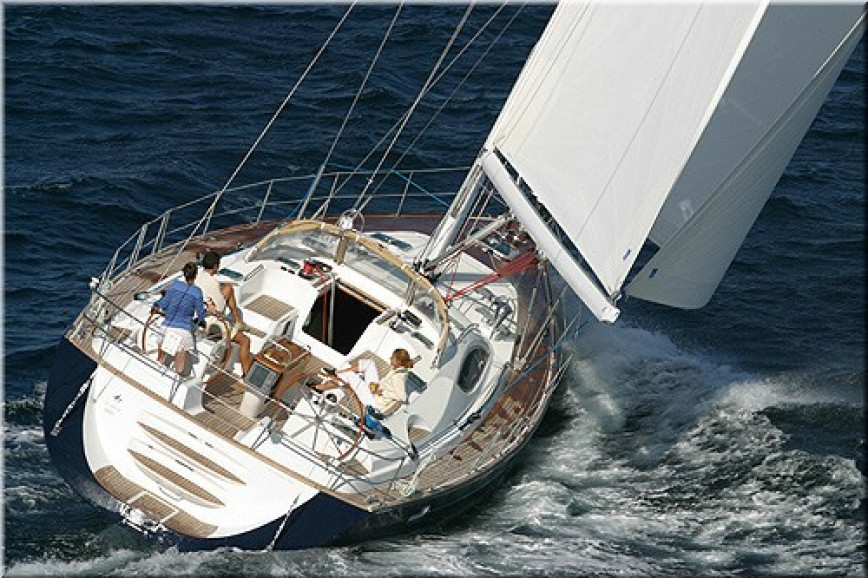 Beautiful 54 2019 sailing boat