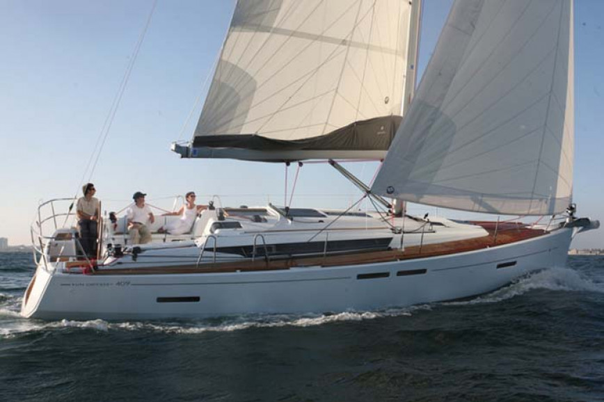 Sailing boat rent Jeanneau Sun Odyssey 409 in Plattsburgh City Marina, Lake Champlain