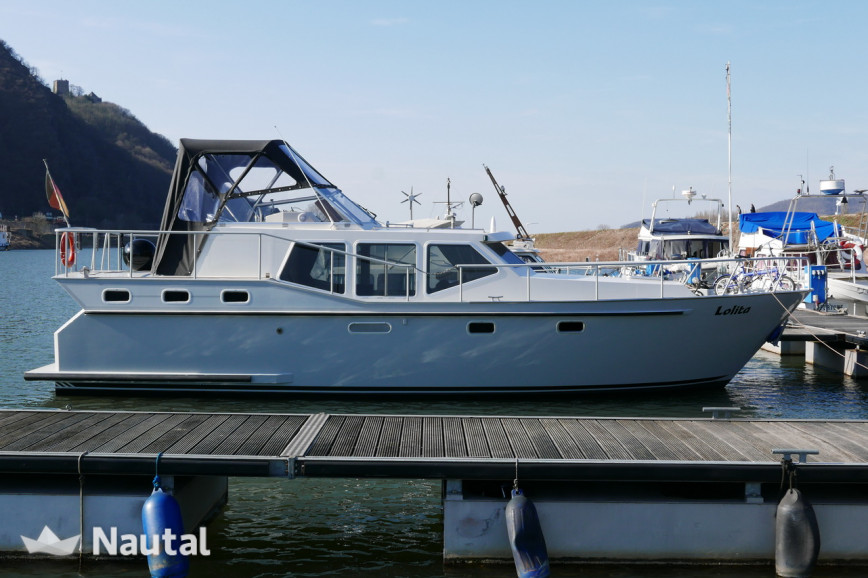 Hausboot chartern Modell Vacance 1100 im Lahnstein, Mosel
