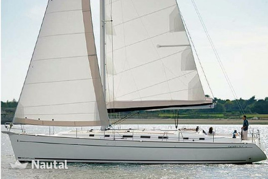 Sailing boat rent Beneteau Cyclades 43.4 in Lavrio Port, Athens