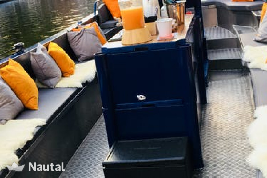 Huur sloep Custom Green Marine in Amsterdam , Noord-Holland