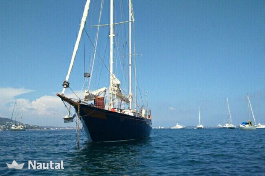 Sailing boat rent Truveau Formosa in Port de Cannes, Alpes Maritimes - Cannes