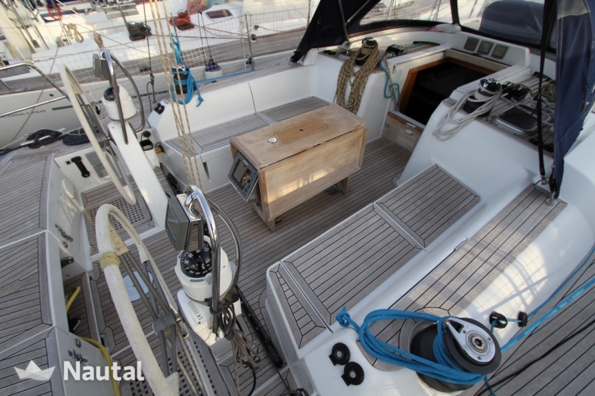 Sailing boat rent Grand 50 in Toulon, Var