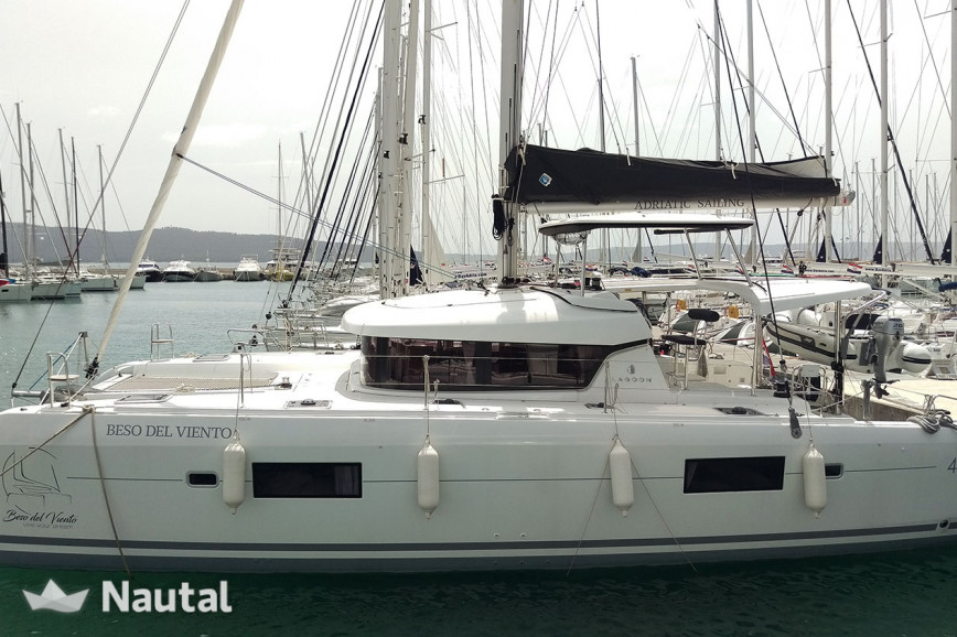 Catamaran rent Lagoon  42 OWNER VERSION in Marina Kastela, Split, Hvar