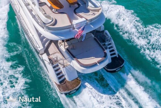 Yacht rent 0 Rodriguze in Miami Beach, South Florida