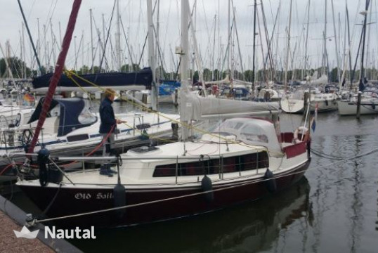 Sailing boat rent Steely 860 in Jachthaven It Soal, Friesland