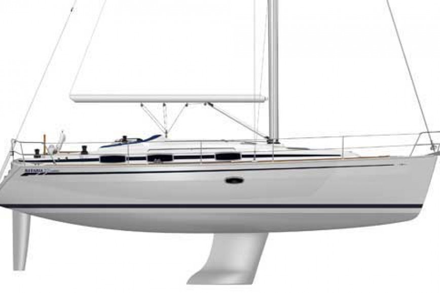 Sailing boat rent Bavaria  37 Cruiser (3Cab) in Lemmer, Friesland