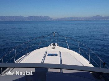 Yacht of 17 70 meters for rent in Porto Nuovo Marina