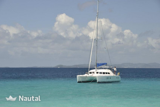 Catamaran rent Lagoon  380 S2 (4 cab) in Port de Plaisance St-Martin, Saint Martin