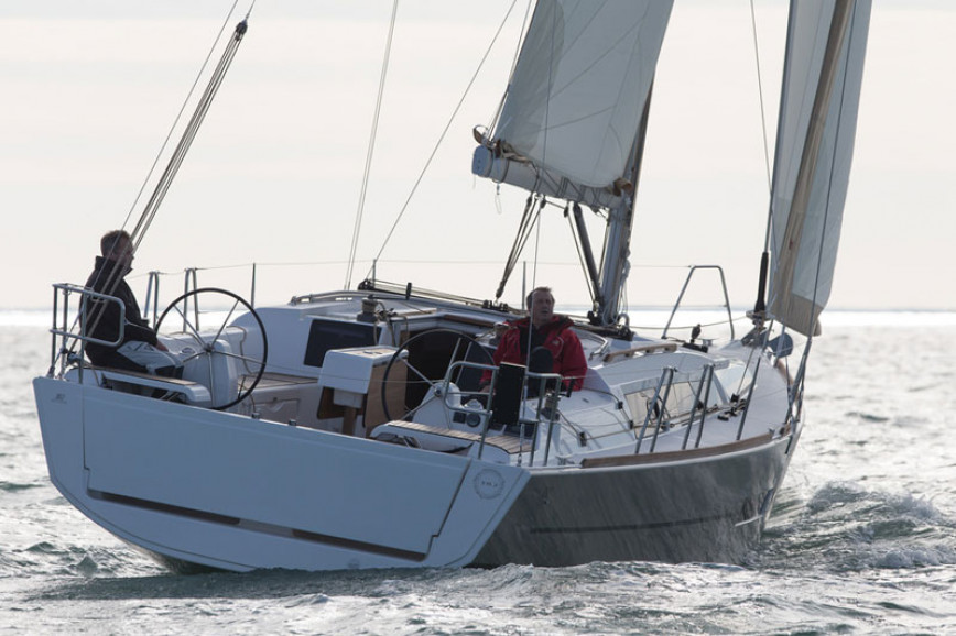 Sailing boat rent Dufour  382 Liberty in Annapolis, Maryland