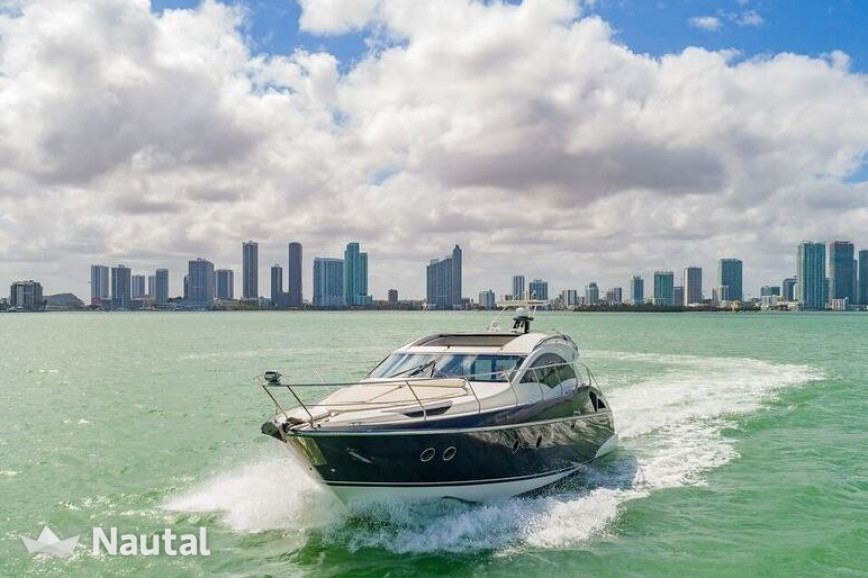 Motorboat rent 0 2008 Marquis 40sc in Downtown Miami, South Florida