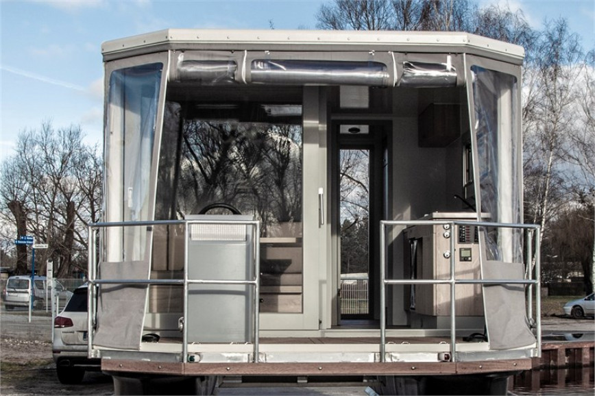 Houseboat rent Other Floss in Hennigsdorf, Berlin