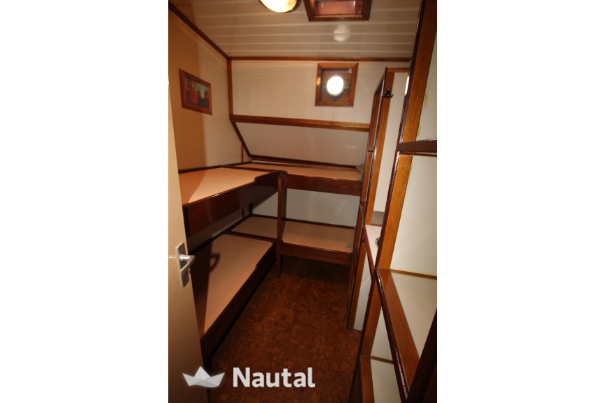 Huur zeilschip Custom Tweemast Klipper in Monnickendam, Noord-Holland
