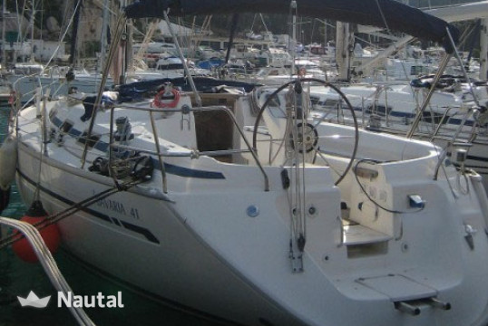 Huur zeilboot Bavaria Yachtbau  41 in Port Trogir, Split en Hvar