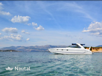 Discover The Coast Of Kefalonia In Your 370 Ss Motorboat