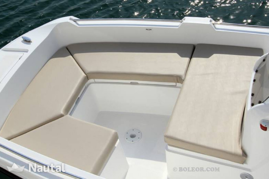 Alquilar barco sin licencia V2 B500 Perseis (without licence) en Can Pastilla, Mallorca