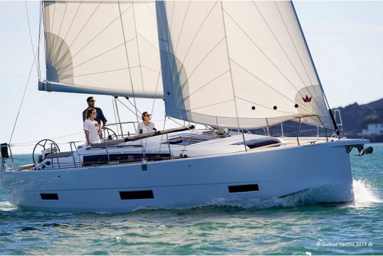 Sailing boat rent Dufour Yachts  390 Grand Large in Kortgene, Zeeland
