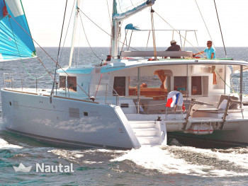 Catamaran rent Lagoon  450 Fly in Blue Lagoon Marina, Saint Vincent and the Grenadines
