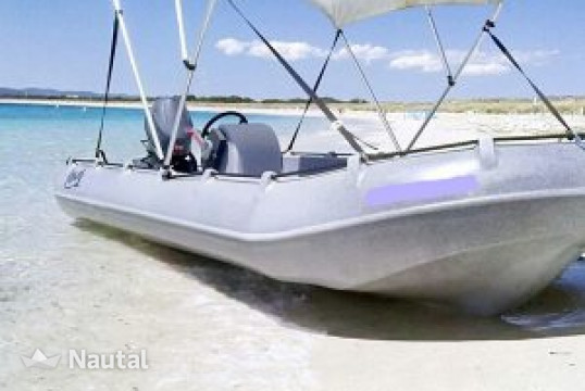 License free boat rent Whaly WHALY 435 in La Savina, Formentera