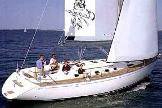 Sailing Boat Dufour Yachts 43 In
