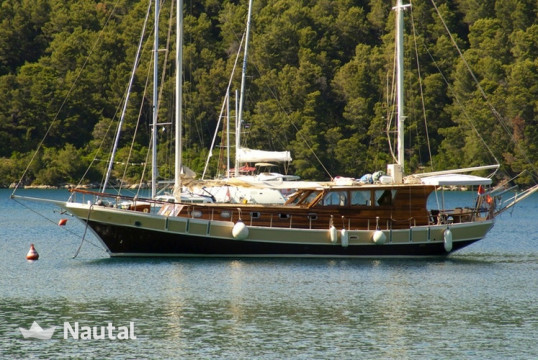 Gulet rent Unknown Sedna in Marina Špinut, Split, Hvar