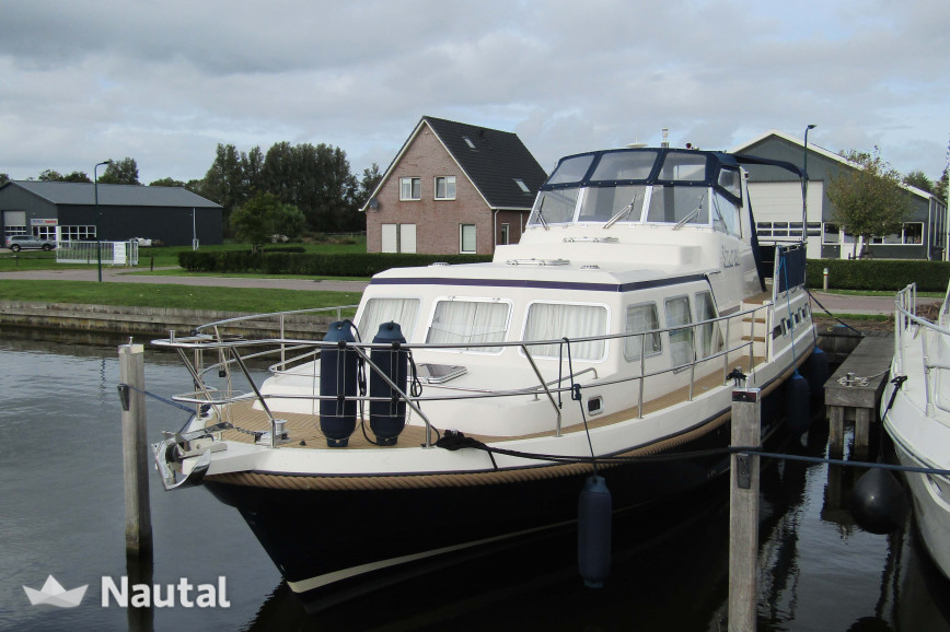 Huur motorboot Holiday Holiday 12.60 in Heeg, Friesland