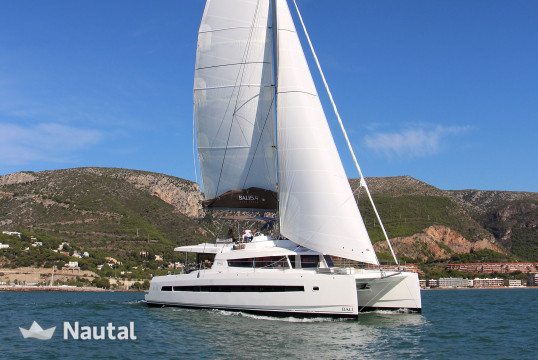 Catamaran rent Catana Bali 5.4 Open Space - 5 cab. in Marina Kastela, Split, Hvar
