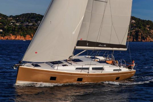 Huur zeilboot Hanse Yachts Hanse 418 - 3 cab. in D-Marin, Fethiye