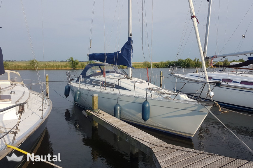 Huur zeilboot Feeling 10.90 in Lemmer, Friesland