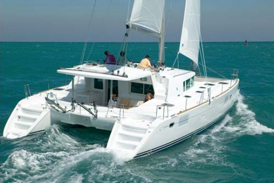 Huur catamaran Lagoon  42 in Fort Lauderdale , Zuid-Florida
