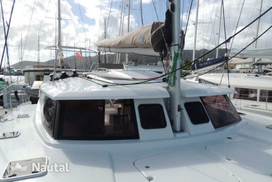 Catamaran rent Helia  Helia 44 in Port du Marin, Martinique