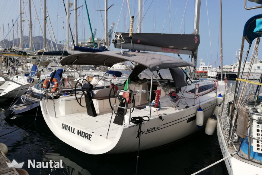 Sailing boat rent More boats  40 in Trapani, Sicily