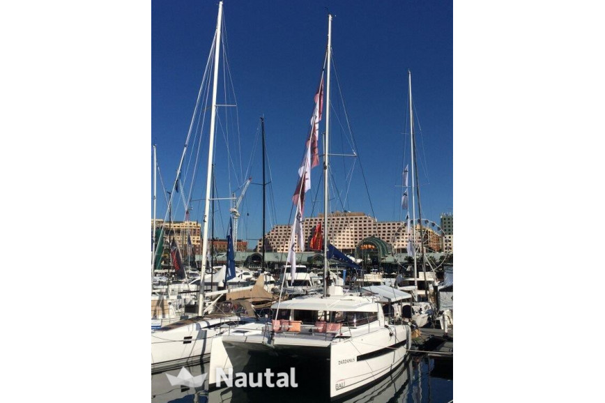 Catamaran rent Catana Bali 4.3 O.V. with watermaker & A/C - PLUS in Annapolis, Maryland