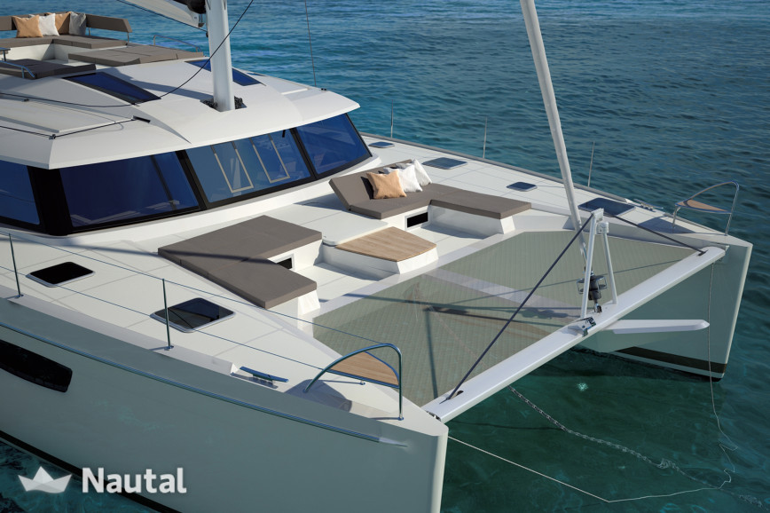 Alquilar catamarán Fountaine Pajot Saba 50 en Port du Marin, Martinica