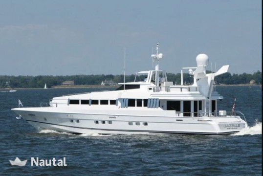 Yacht rent Custom 102ft in Fort Lauderdale , South Florida