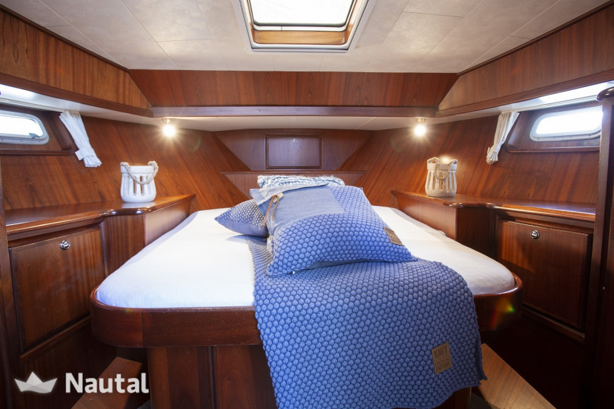 Houseboat rent Modell Vacance 1200 SE in Watersportboulevard 't Ges, Friesland