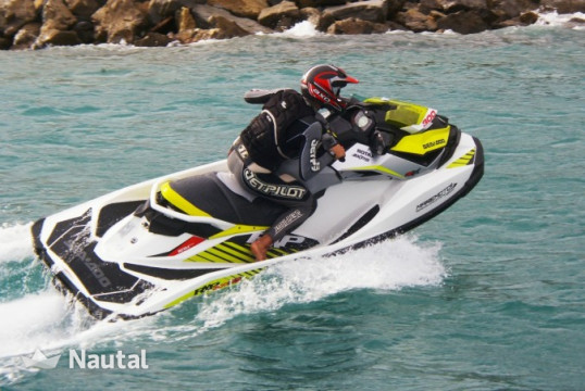 Louer scooter des mers Arkos Rotax XPS 300 hp, Bordighera, Ligurie
