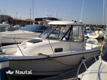 Rent this fishing boat in Pontevedra