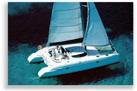 Прокат катамаранов Fountaine Pajot Lavezzi 40, Newport, Род-Айленд