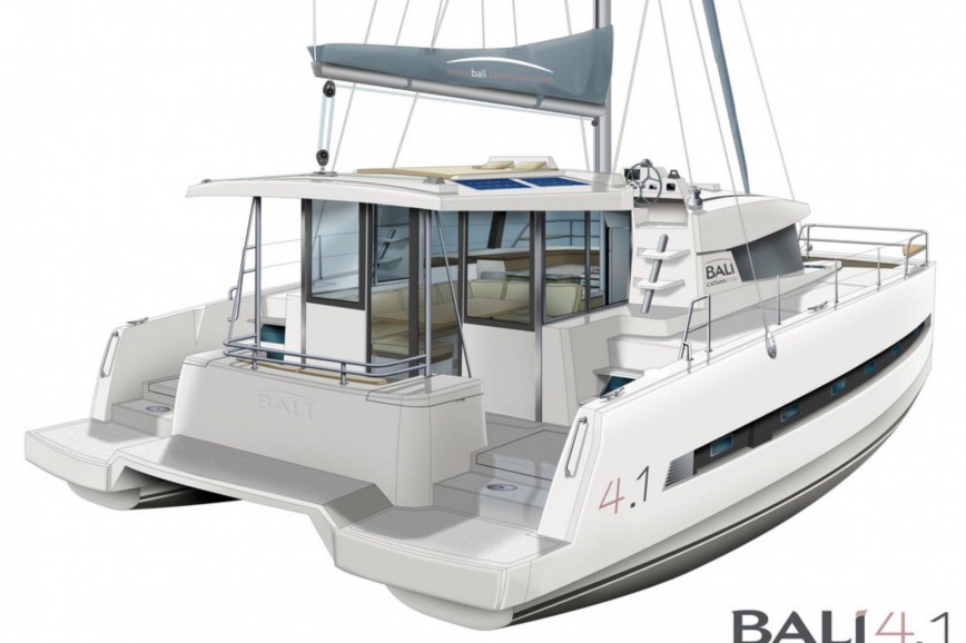 Catamaran rent Bali  4.1 Owner Version in Newport, Rhode Island